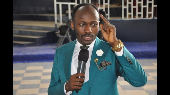 Apostle Suleman reveals End Of June In Latest Prophecy