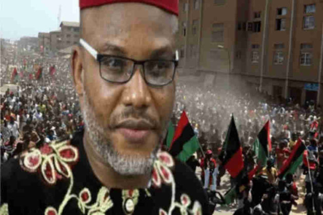 Trouble For Nnamdi Kanu, IPOB, Boko Haram As Presidency Gives Service Chiefs New Order