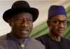 Insecurity Getting Worse Under Buhari- Jonathan Declares