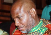 DSS Allegedly Prevents Nnamdi Kanu From Seeking UK's Assistance