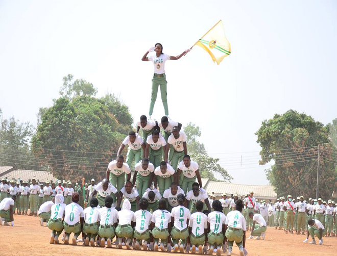 NYSC Nigerian Corpers