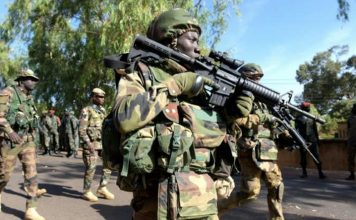 Nigerian Army Soldiers Abscond With Billions Of Naira