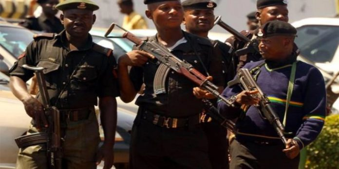 New Nigerian Police salary structure