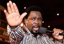 Lucifer, TB Joshua Prophecy