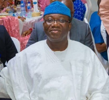 no more english language in ekiti state says fayemi kayode