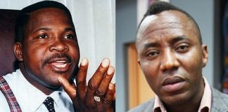 Mike Ozekhome Roasts Buhari Over Sowore's Arrest