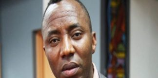 DSS Sowore Revolution Now
