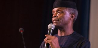 What Osinbajo Said About Nigeria Breaking Up