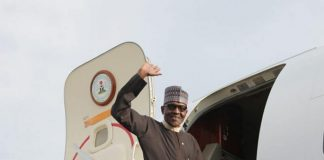 President Buhari Jets Out Of Nigeria For Crucial Meeting