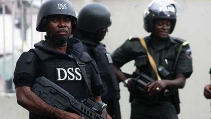 DSS Makes Strong Allegation Against Nnamdi Kanu's IPOB