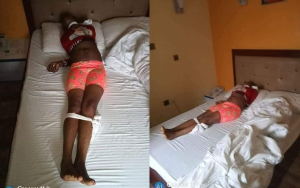 Lady Found Dead In Port Harcourt Hotel