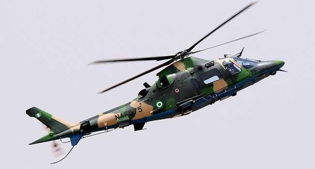 Nigerian Air Force candidates list