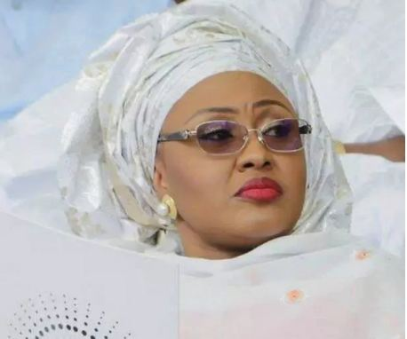 Real Reason Aisha Buhari Traveled To Dubai Exposed