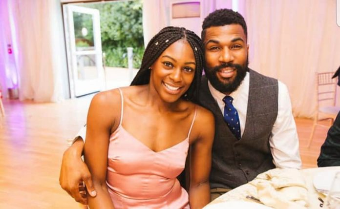 Mike Edward and Wife
