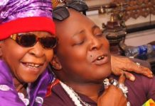 Charly Boy''s Mother Dies At 100