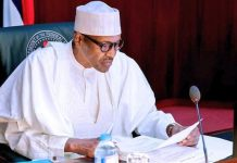 BREAKING: Buhari Sends PIB To NASS