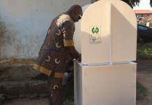 Kogi Senatorial Election: Dino Melaye Casts His Vote