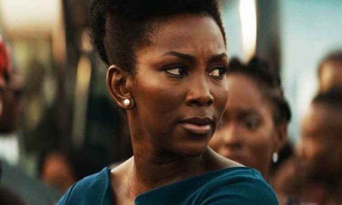 Genevieve Nnaji Reacts over Disqualification Of