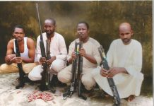 Kidnappers Hold Man With Ransom Money Captive