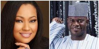Kogi Election: Yahaya Bello Defeats Natasha Akpoti In Her Polling Unit