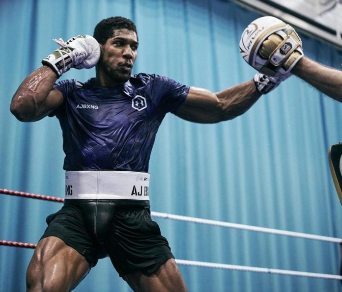 Anthony Joshua's Rematch Confirmed With Usyk