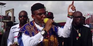 Nnamdi Kanu Outlines 'Unrealistic Dreams' For Biafra Republic'