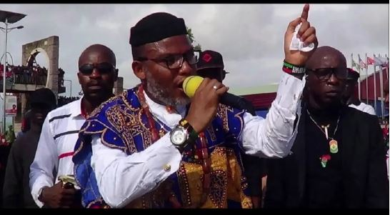 Nnamdi Kanu, leader of the outlawed Indigenous People of Biafra (IPOB) has maintained that security operatives cannot infiltrate camps of the Eastern Security Network (ESN).