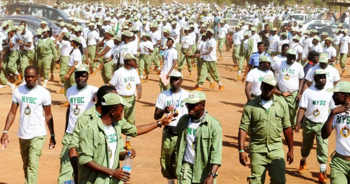 731 NYSC tested positive for COVID-19