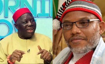 Biafra: Obiozor Sends Strong Message To IPOB's Nnamdi Kanu In World Press Conference