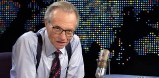 Veteran Broadcaster Larry King