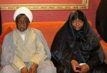 We Are Not Aware Zeenat El-Zakzaky Positive For COVID-19—Kaduna Prison Officials