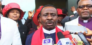 CAN President To End Tenure As Nigerian Baptist Convention President June 1