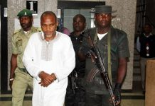Court 'Takes Decision' As Nnamdi Kanu Absent From Court