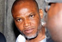 FG Bars Journalists As Nnamdi Kanu's Trial Commences