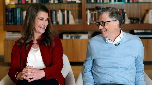 Microsoft Founder Bill Gates, Wife Dissolves 27-Years Old Marriage