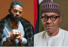 Falz Slams Buhari Over Threat To 'Deal With Nigerians'