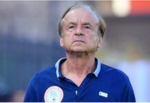 Rohr Predicts Nigeria Cannot Beat Mexico