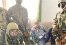 Coup In Guinea As soldiers Detain President Conde