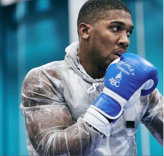 Boxer Anthony Joshua Sulking, Frustrated After Usyk Defeat- Report